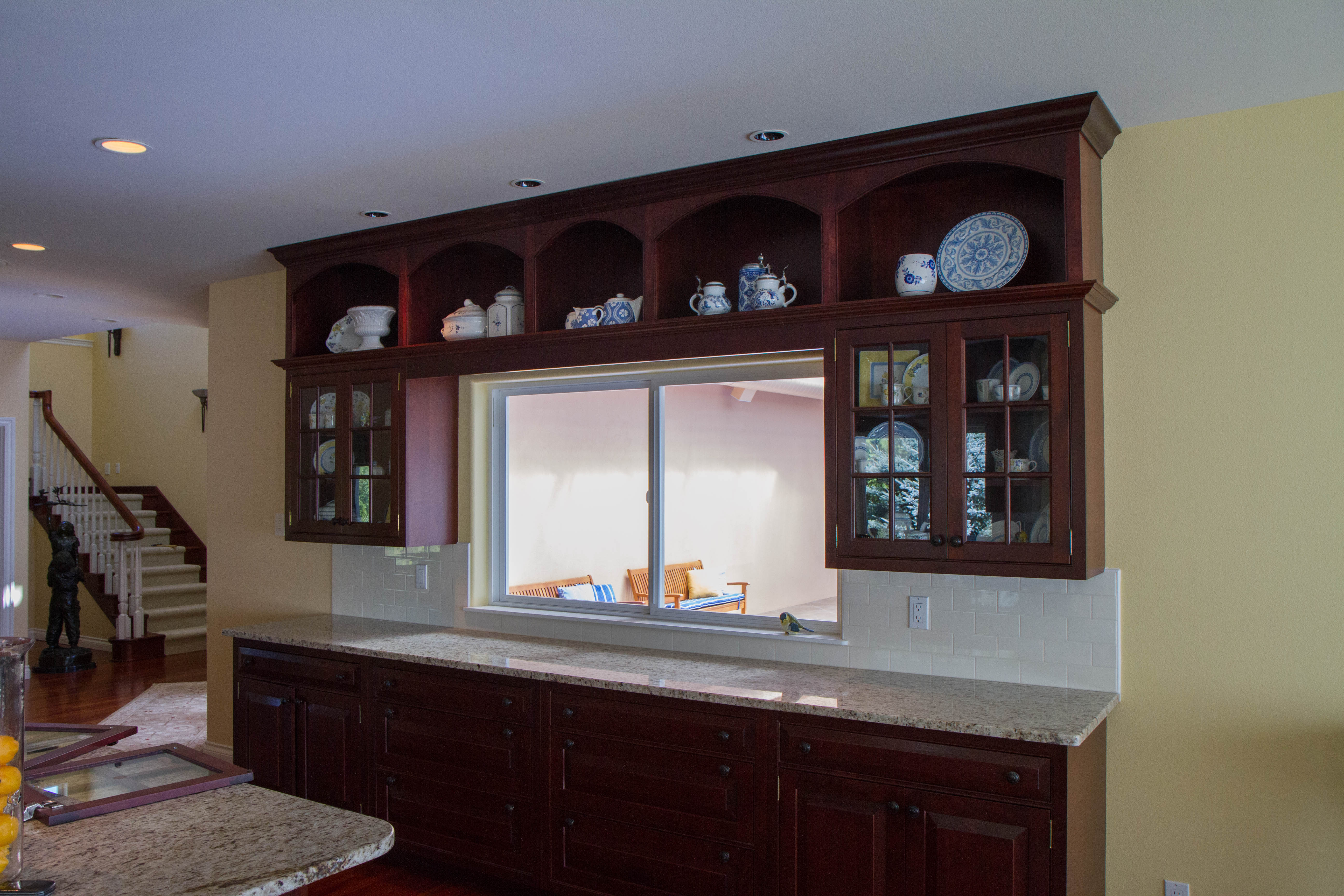 Matching Existing Cabinets