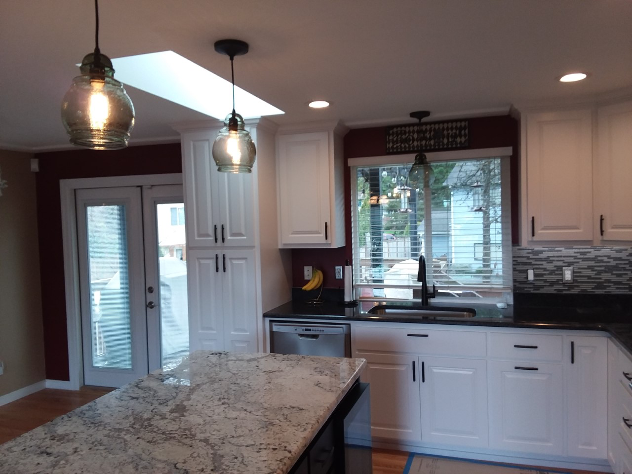 Creative Custom Cabinets | White Kitchen Cabinets With ...